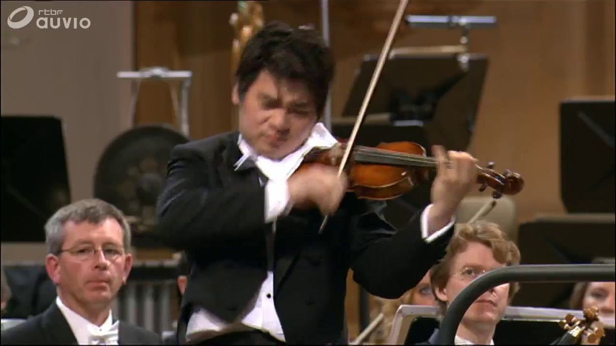 Queen Elisabeth 2005 - violon - Hyuk Joo Kwun - Finale - Concerto n. 1 en la mineur op. 77 de Shostakovich