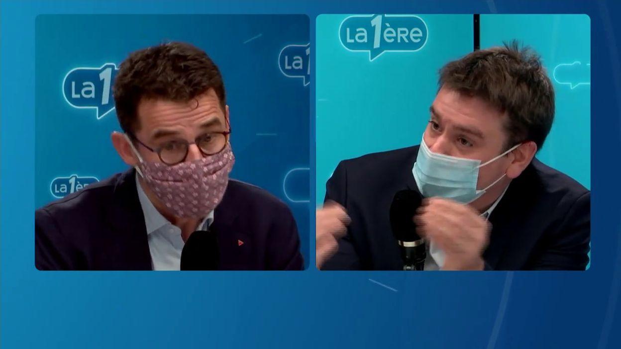 Jean-Marc Nollet avoue qu'il ne respecte plus la bulle sociale