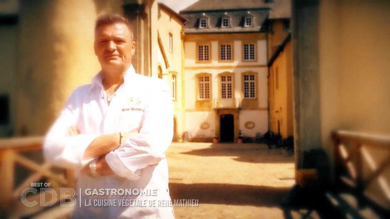 La cuisine végétale de René Mathieu