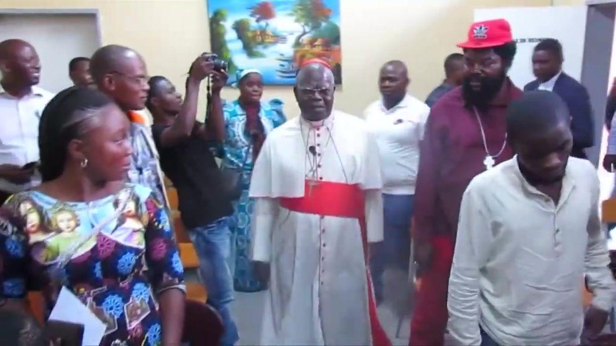 RDC: décès du cardinal Laurent Monsengwo Pasinya