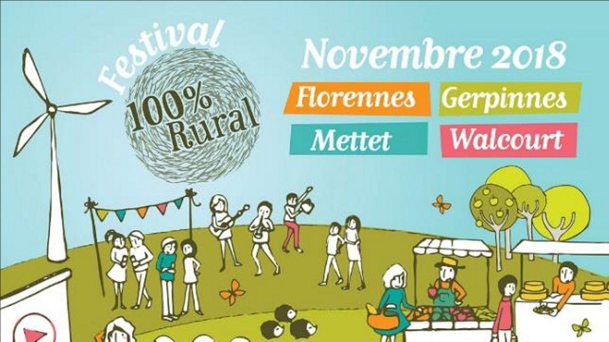 Le Festival 100 % Rural : ça va encore bouger cette année...