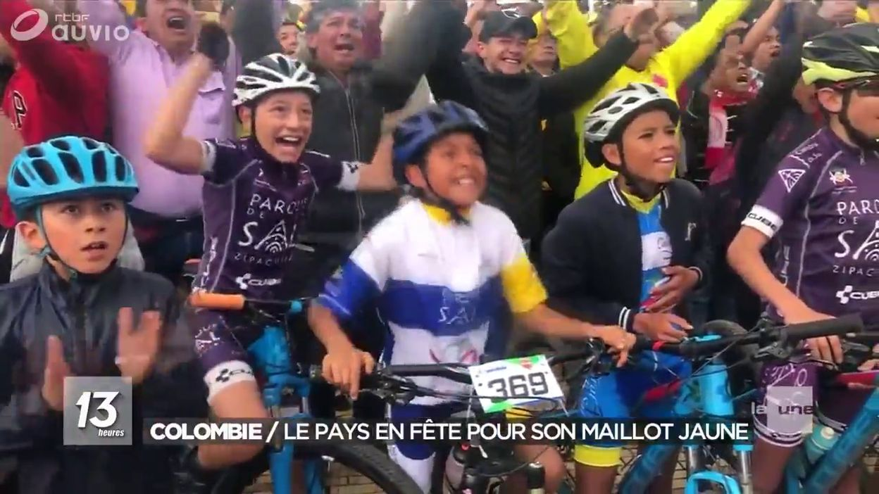 Tour de France : la folie Colombienne