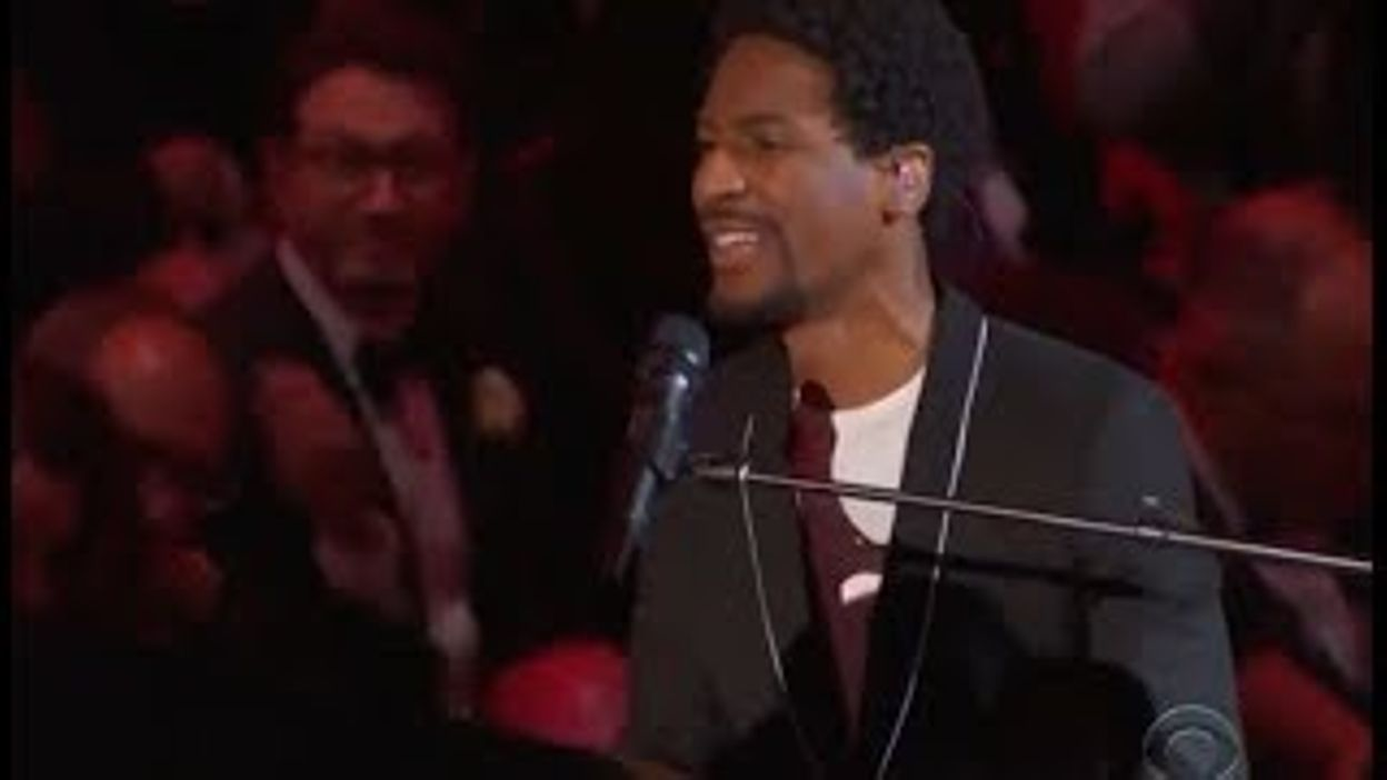 Gary Clark Jr and Jon Batiste - Tribute to Chuch Berry and Fats Domino |  Grammy