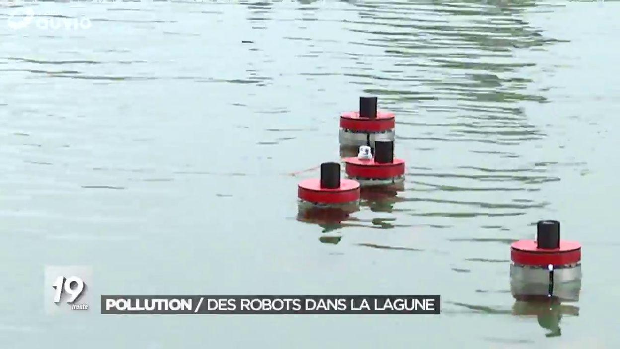 Un robot pour mesurer la pollution à Venise