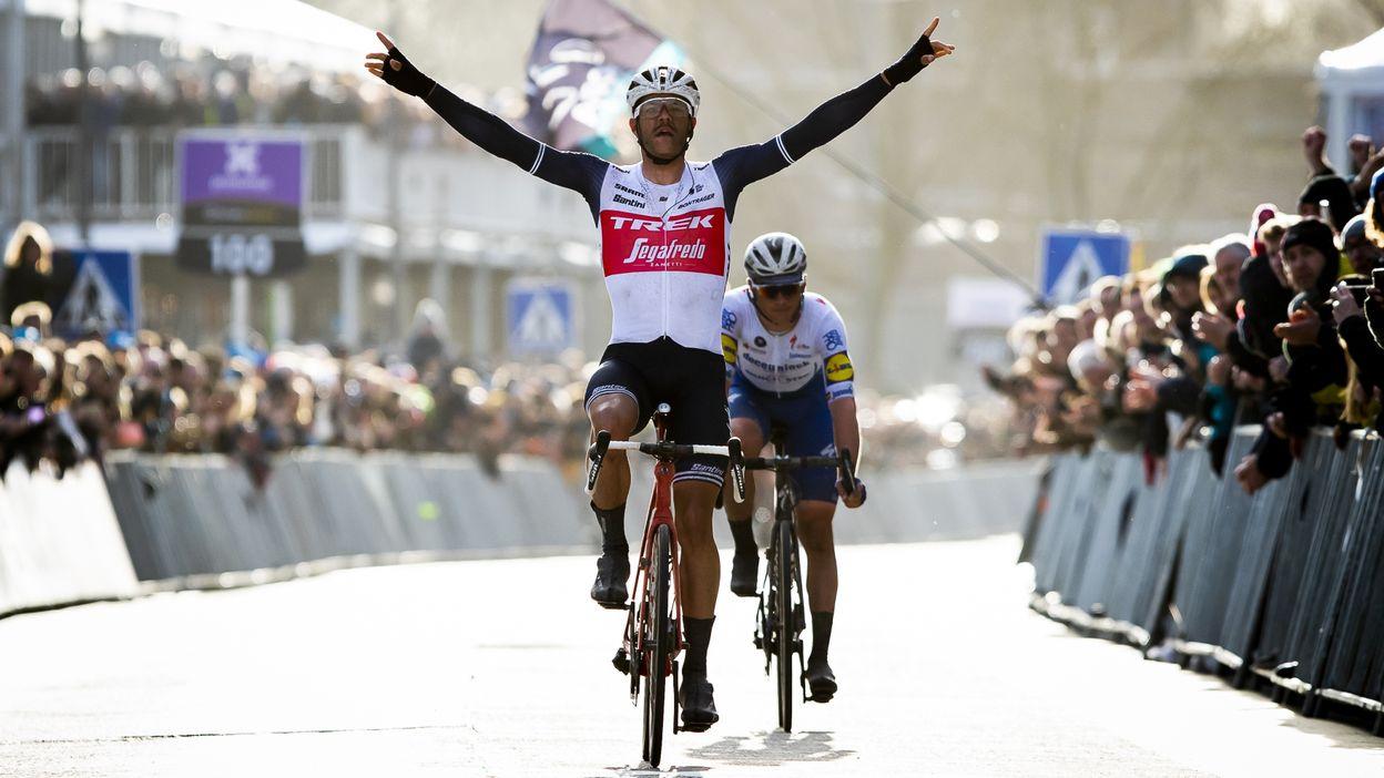 Circuit Het Nieuwsblad 2020 : Victoire de Jasper Stuyven
