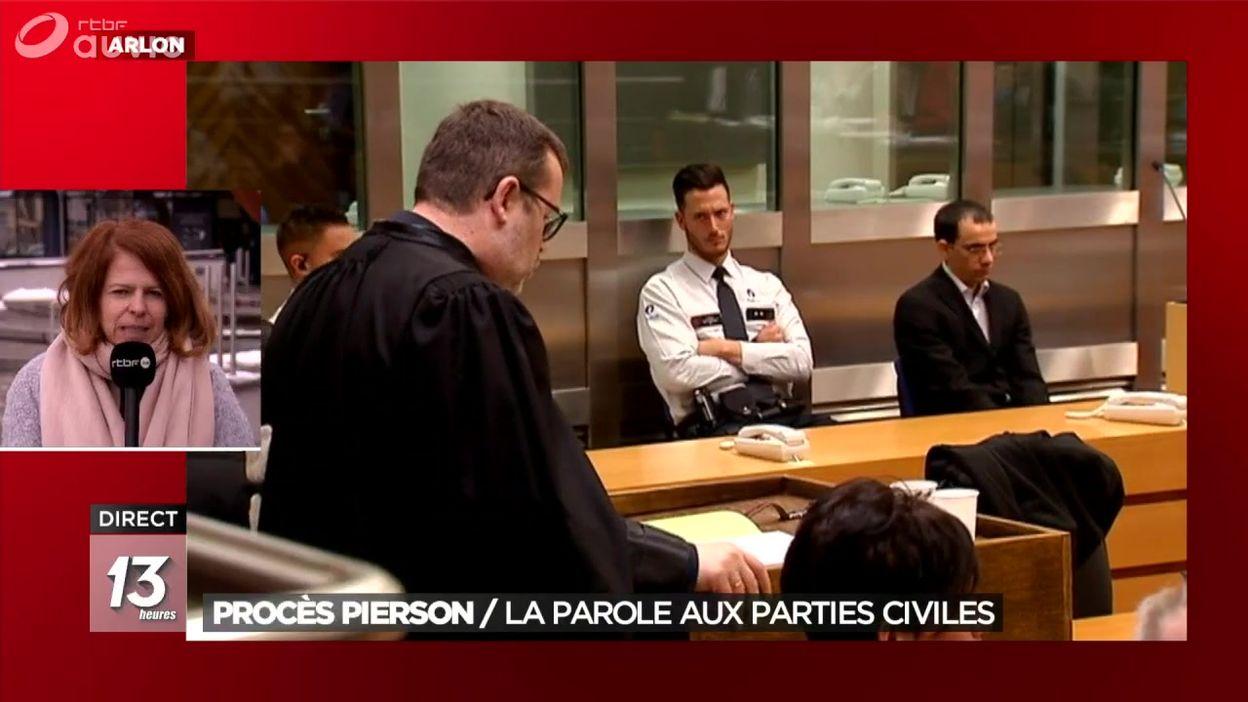 Procès de Jérémy Pierson : plaidoirie et réquisitoire