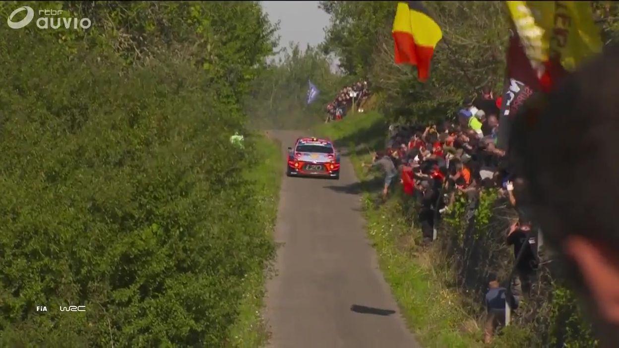WRC Allemagne : Highlights du vendredi matin