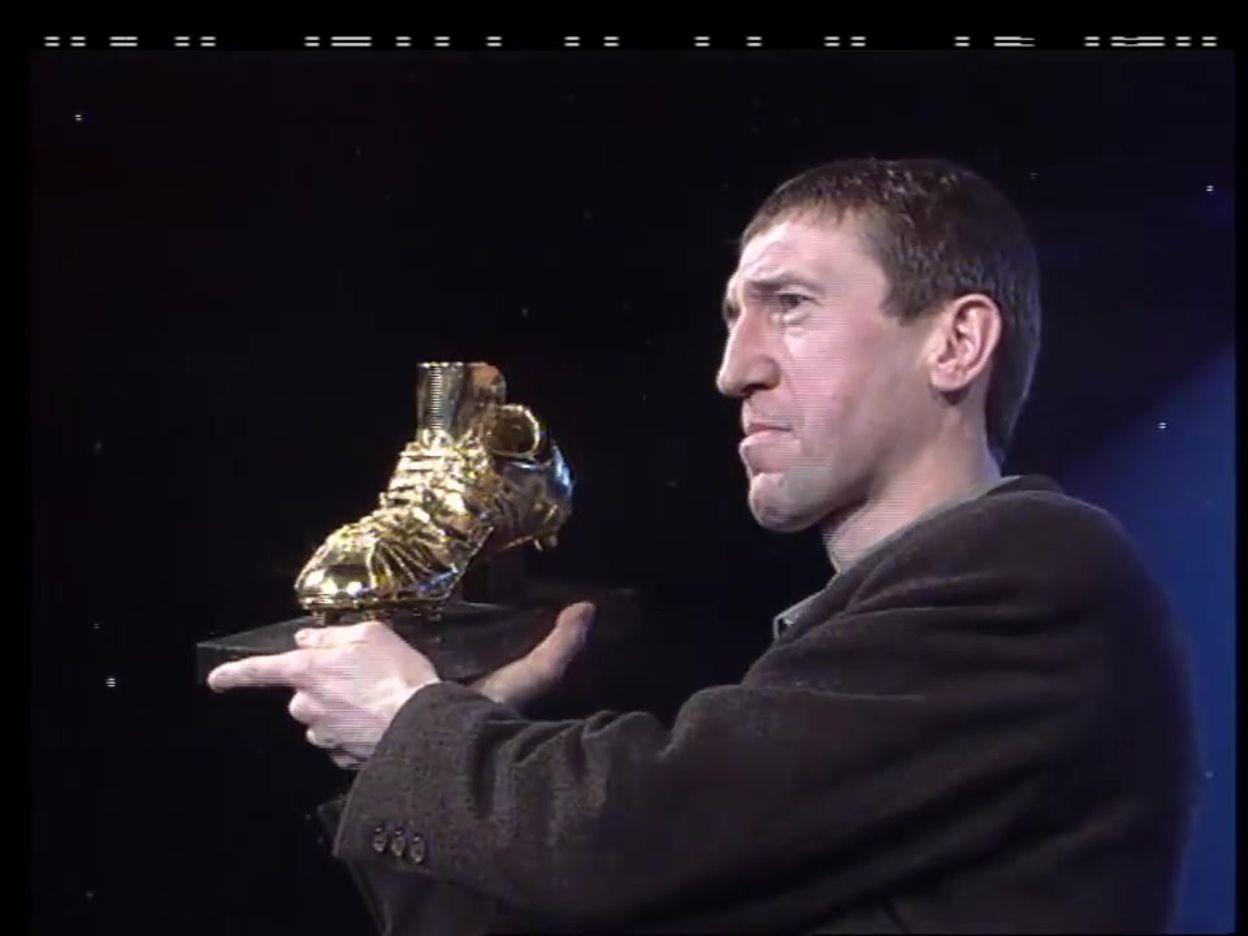 Soulier d'Or 1996 : Franky van der Elst