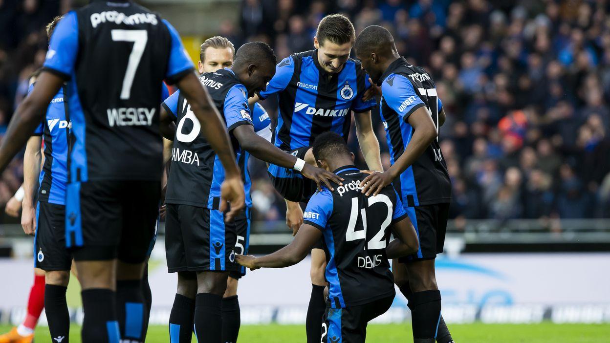 FC Bruges - Standard: Le résumé
