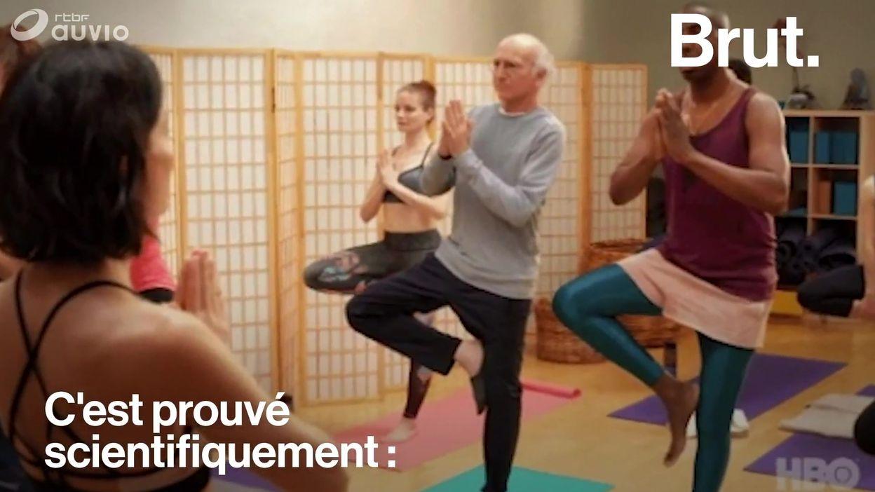 Le yoga, une pratique aux stupéfiantes vertus