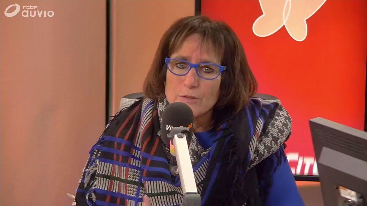 Viviane Teitelbaum réclame la parité homme-femme en politique