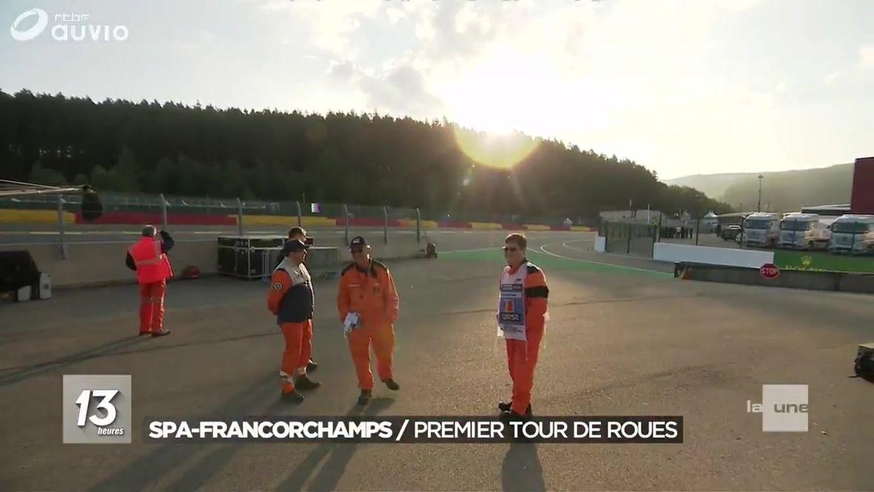 Formule 1 : Vis ma vie de commissaire de course