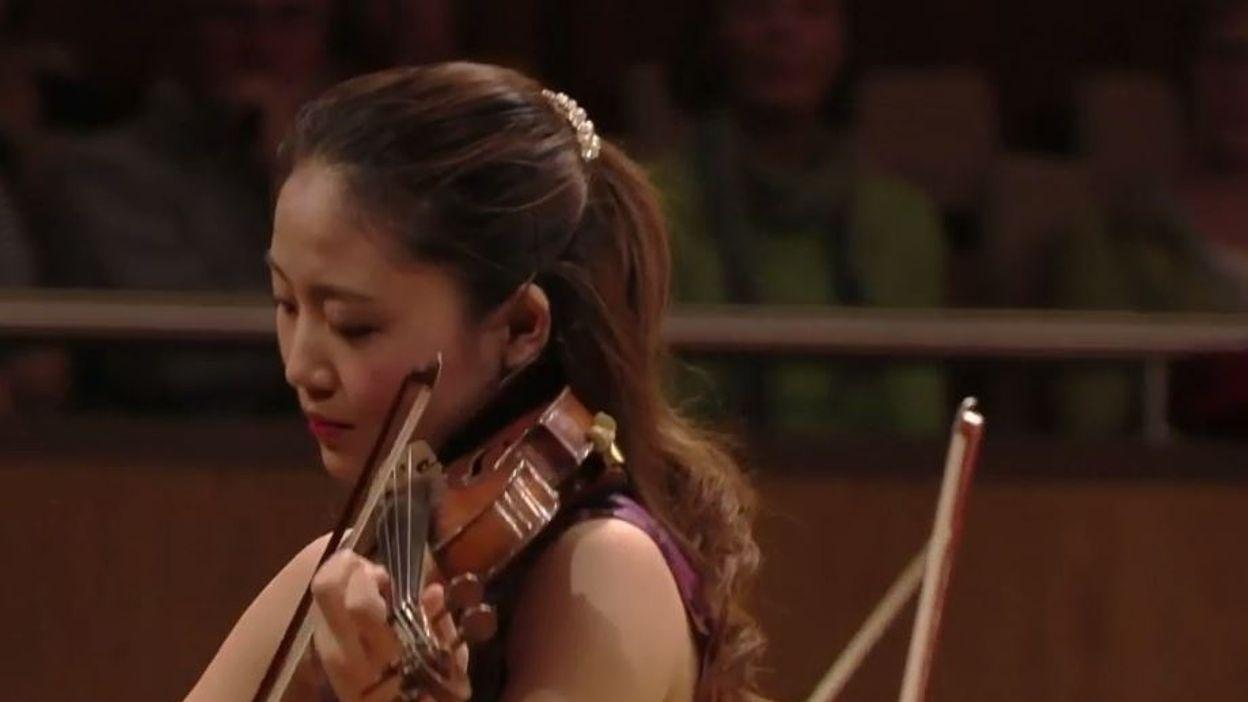 Queen Elisabeth - Yukiko Uno - Mozart, concerto n.4