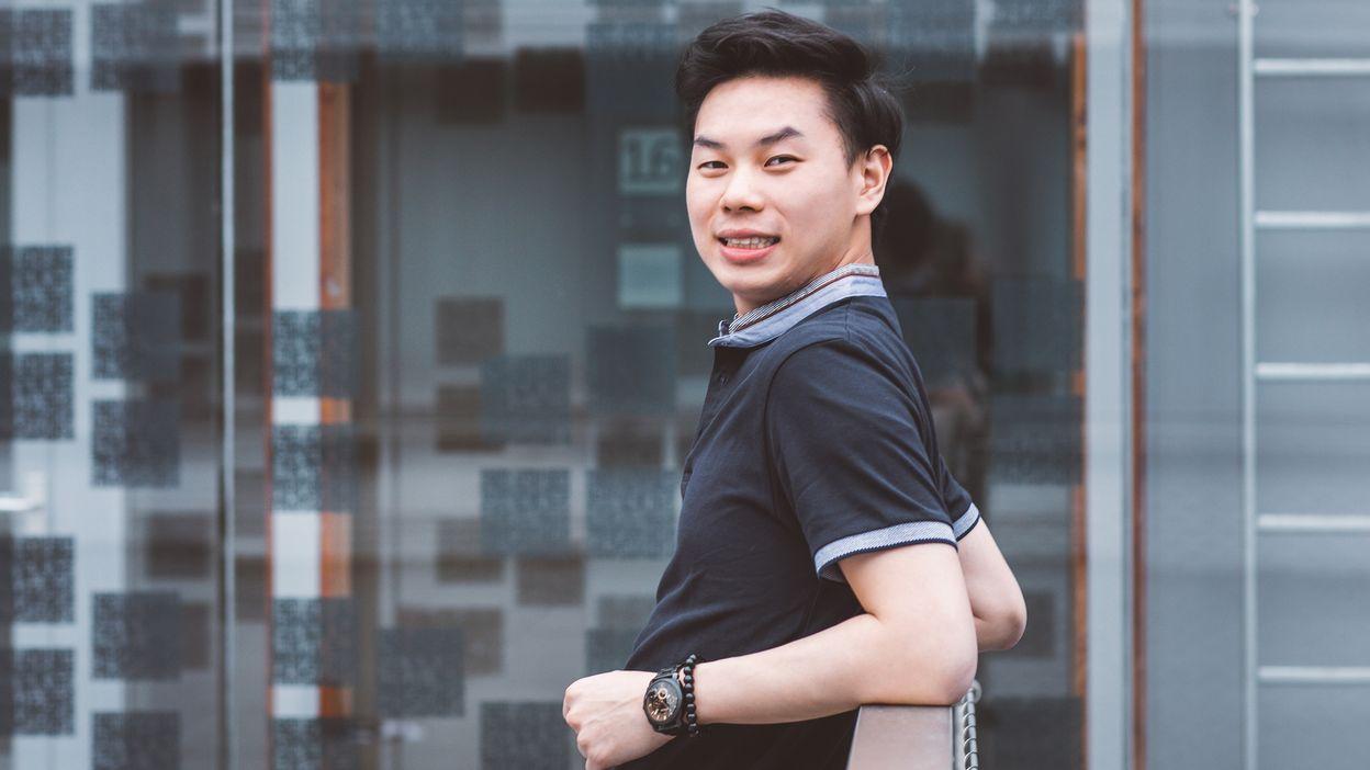 Musiq'3 : le portrait de Timothy Chooi
