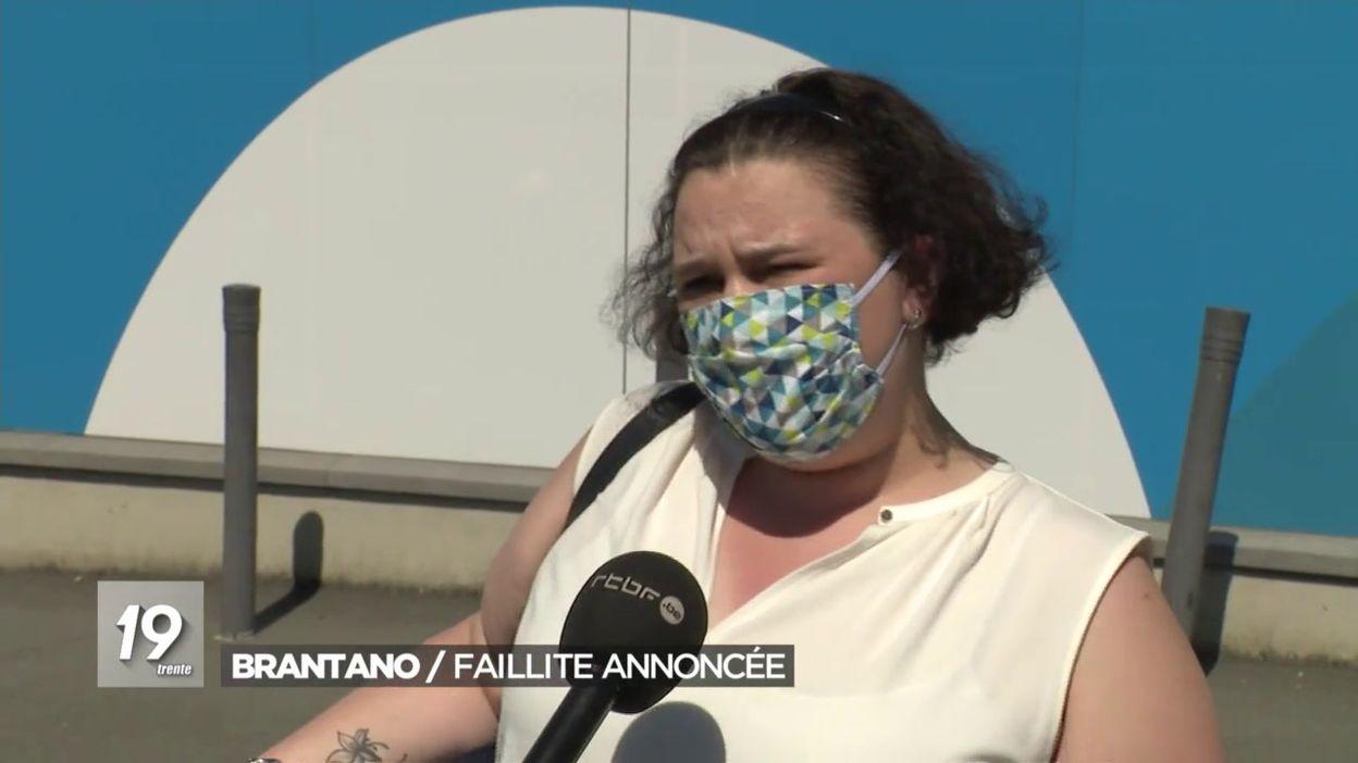 Brantano: faillite annoncée