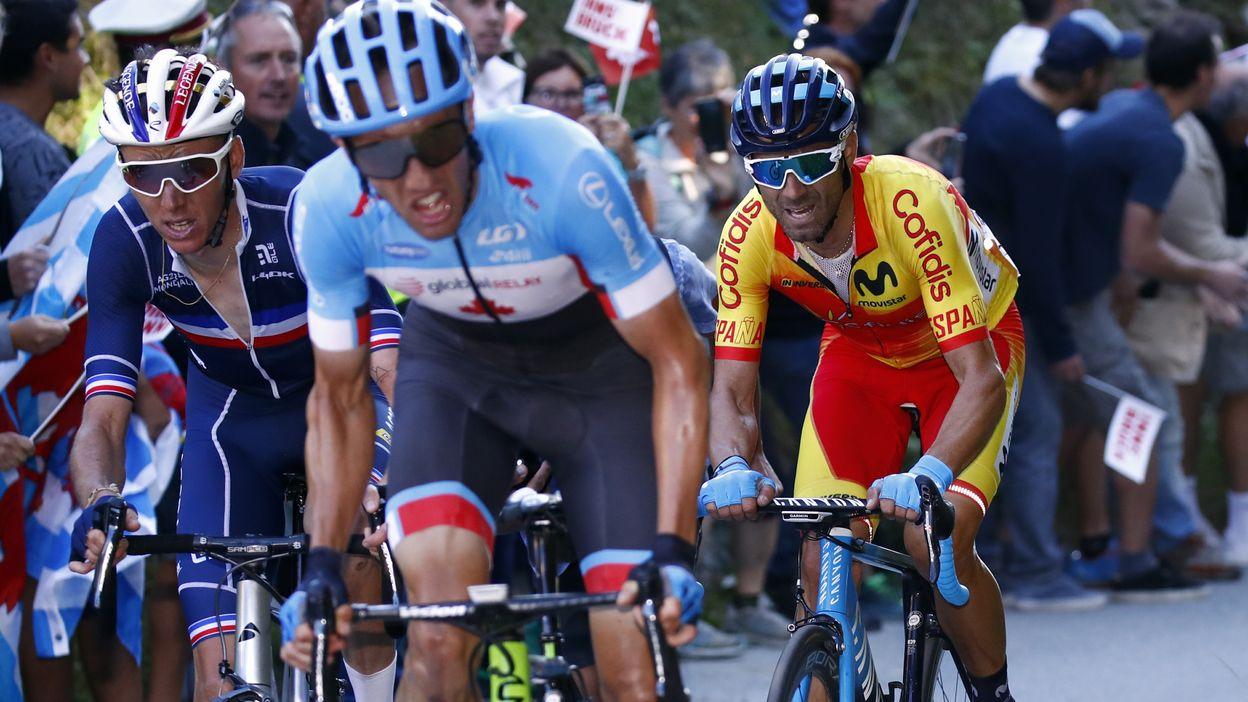 Mondiaux 2018 : Victoire d'Alejandro Valverde