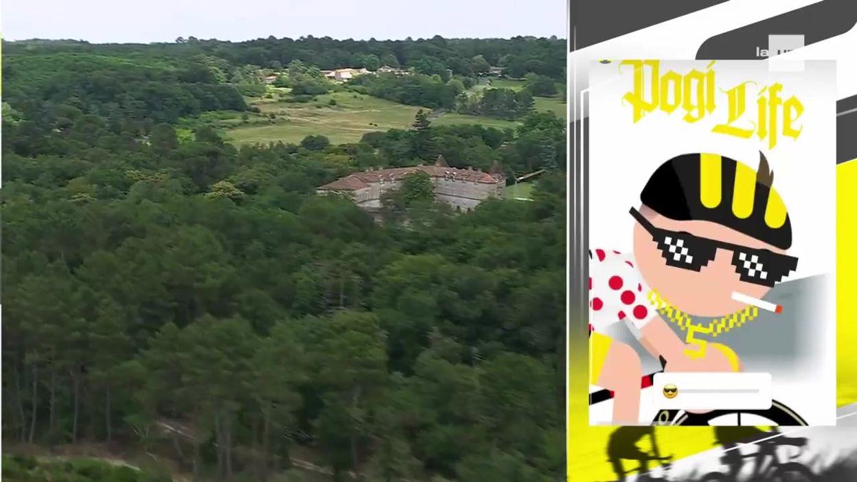 Quoi de beau sur les réseaux sociaux du Tour de France ? (Etape 19)