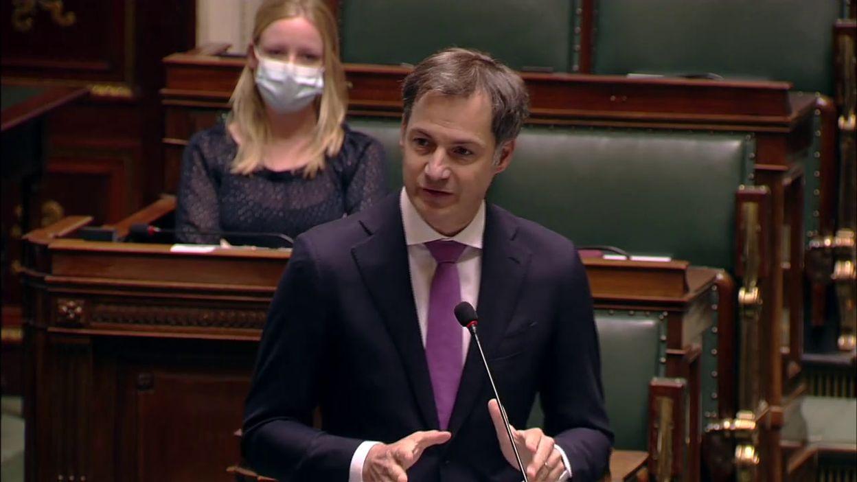 Report du Comité de concertation: les explications du Premier ministre