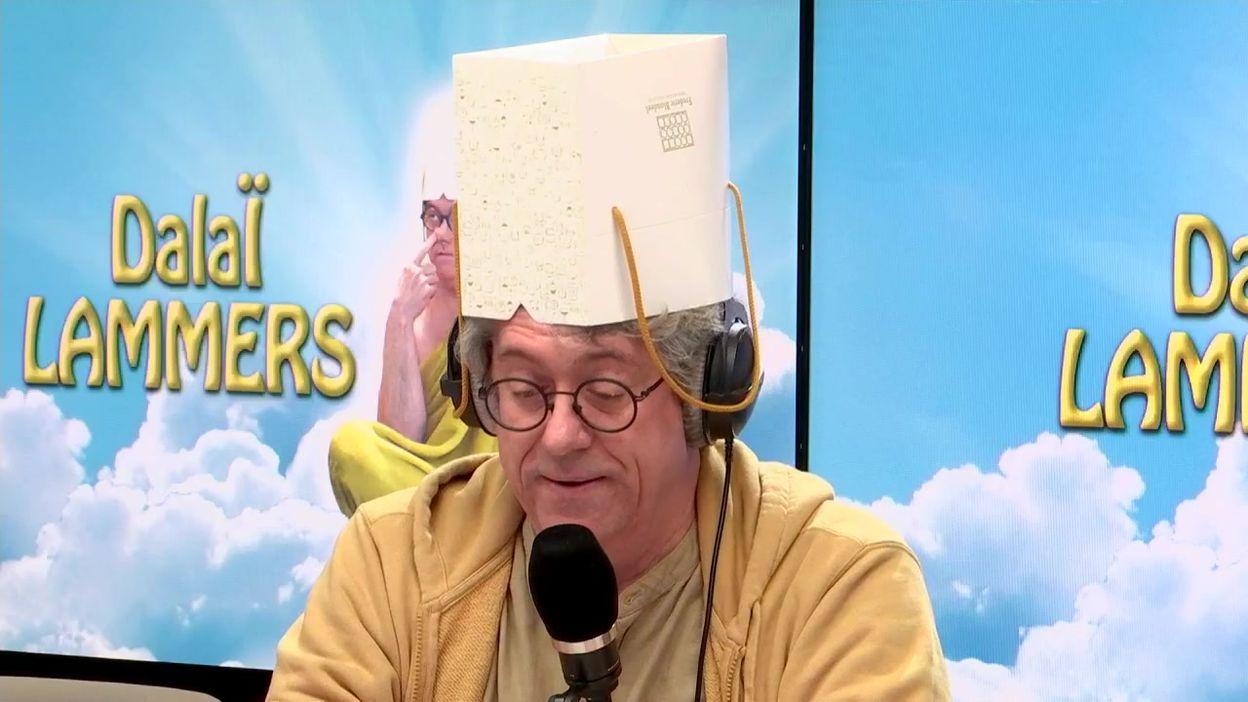Fred Jannin - Le Dalai Lammers
