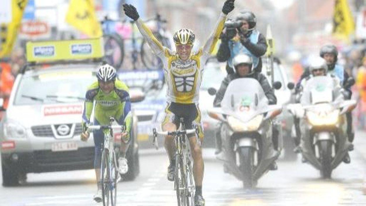 Gand-Wevelgem 2009 : Victoire d'Edvald Boasson Hagen