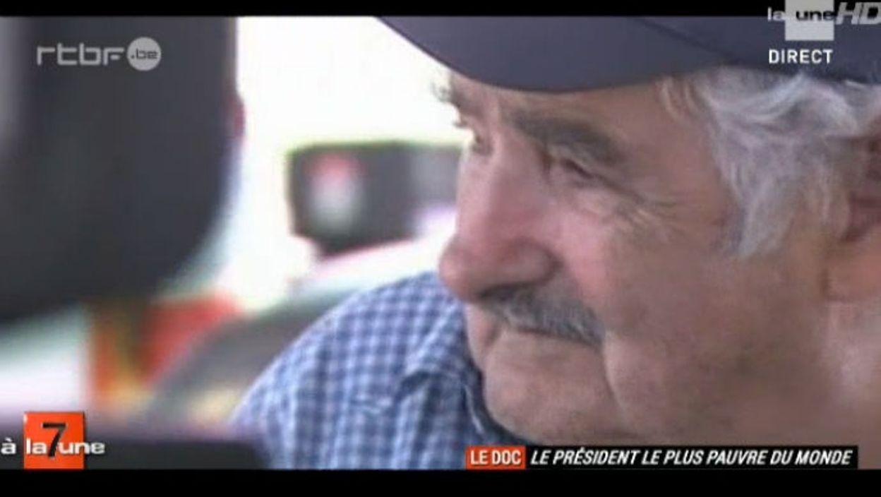 Le Doc De 7 A La Une Le President Le Plus Pauvre Du Monde 29 11 2014