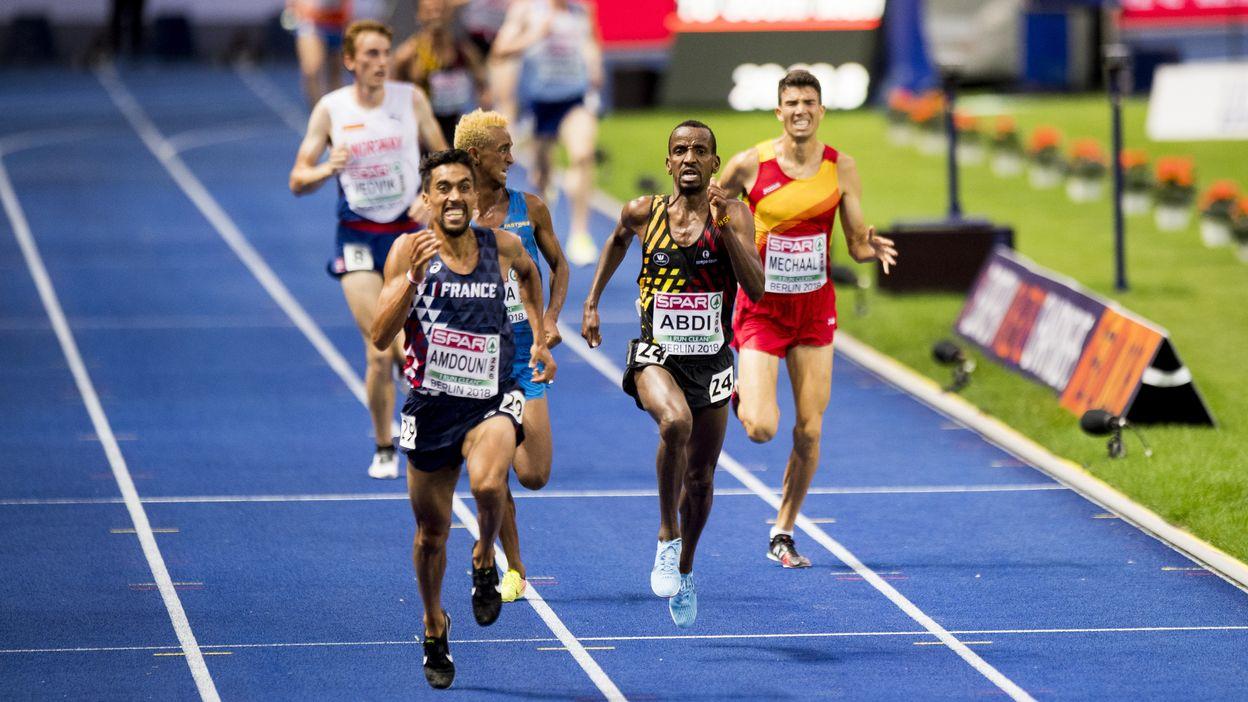 Abdi en argent sur le 10.000m, Bouchikhi 6e