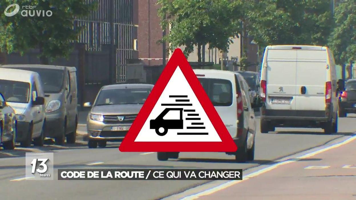 Nouveau code de la route : ce qui va changer