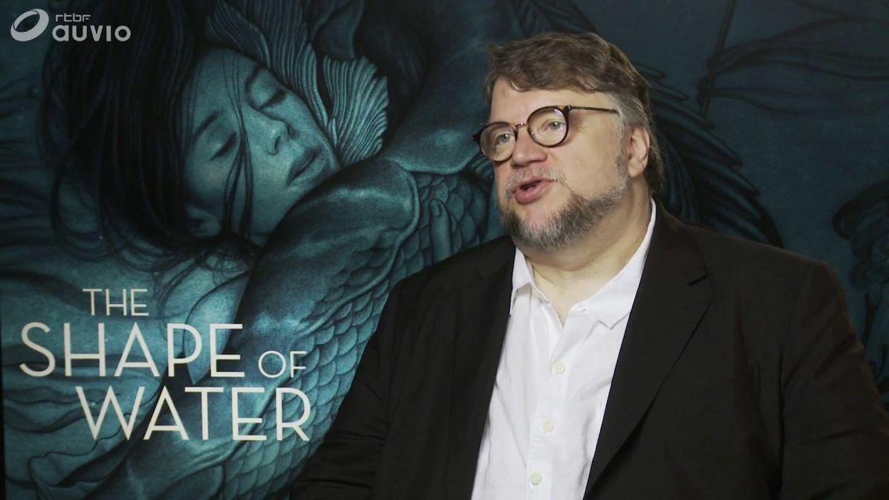 Guilhermo Del Toro for the shape of water: interview de guillermo del toro dans son