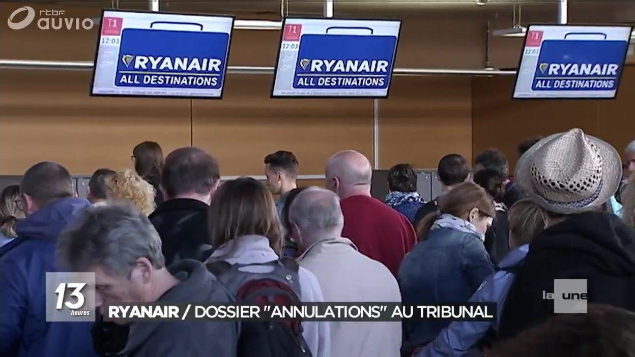 Happy Flights contre Ryanair dans le dossier des vols annulés