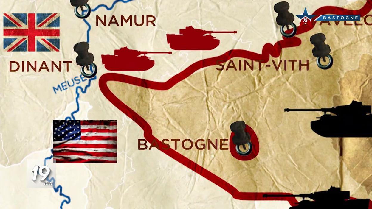 Historique de la bataille des Ardennes