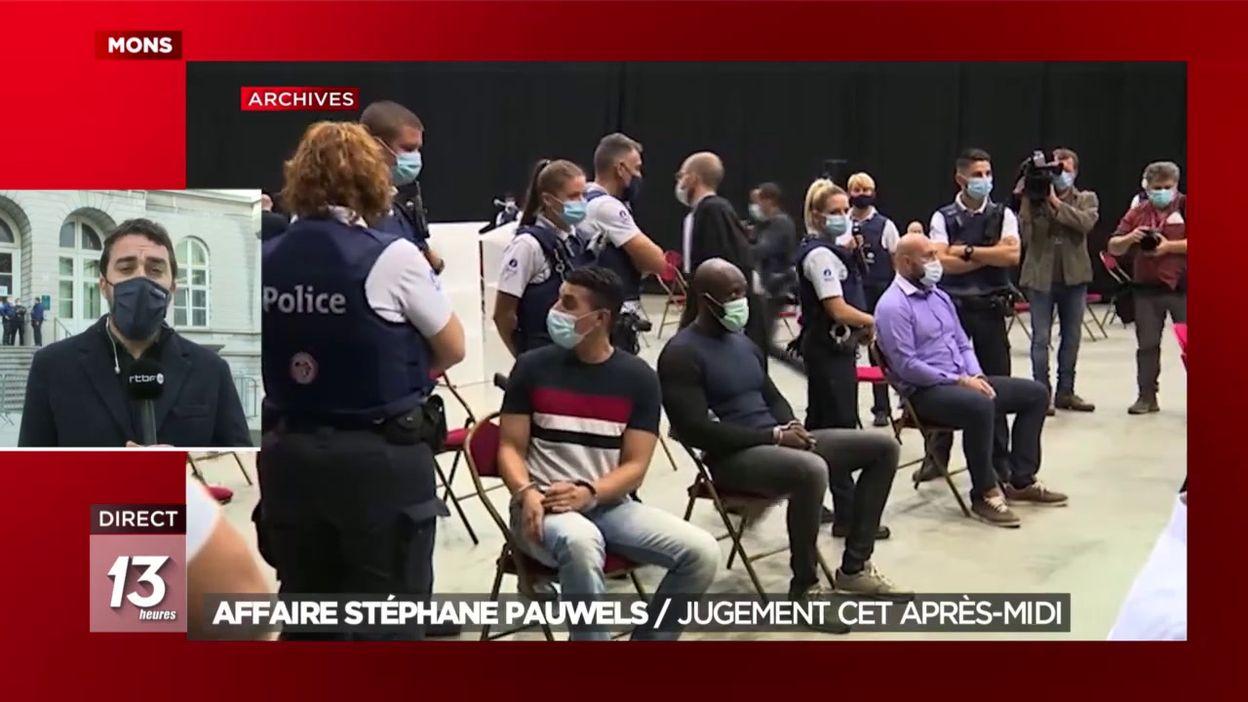 Affaire Stéphane Pauwels : jugement cet après-midi