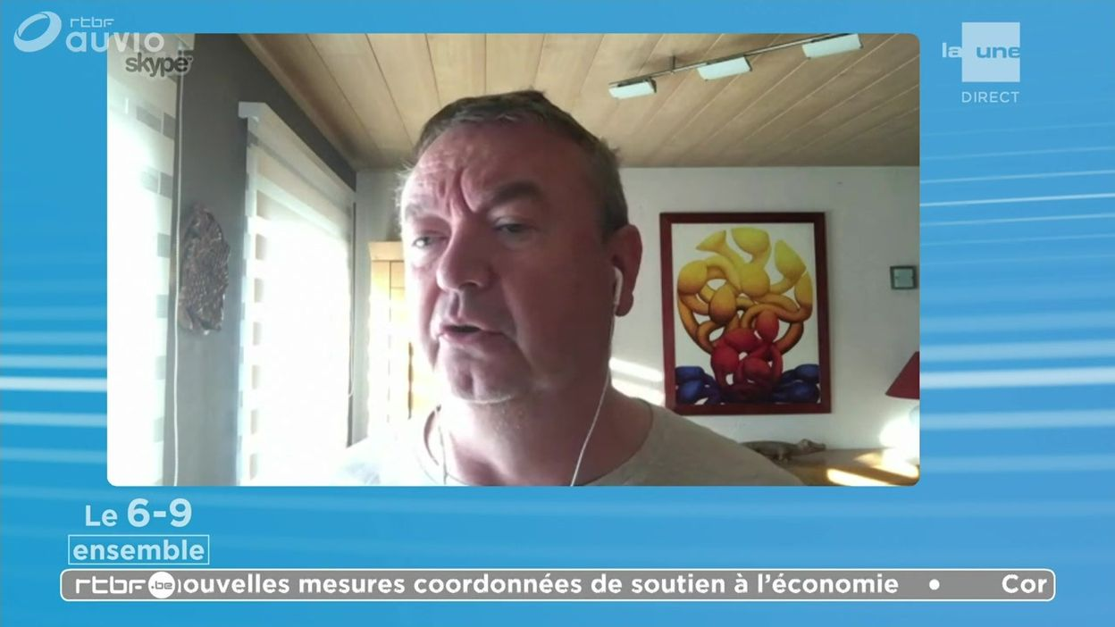 L'invité de la matinale : Robert Verteneuil
