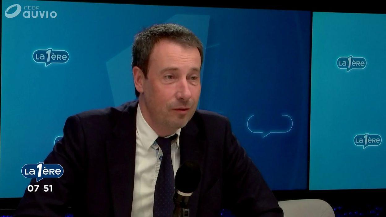 L'invité de Matin Première : Philippe Goffin