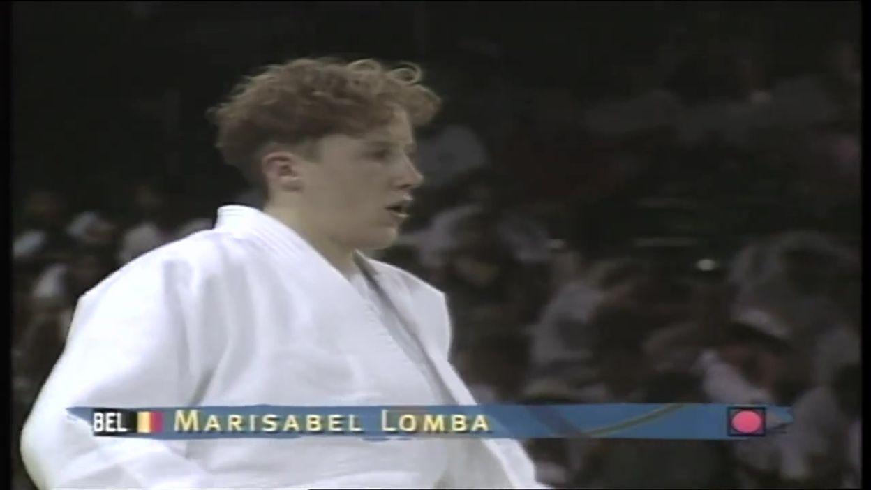 Marisabel Lomba s'offre le bronze en -56kg