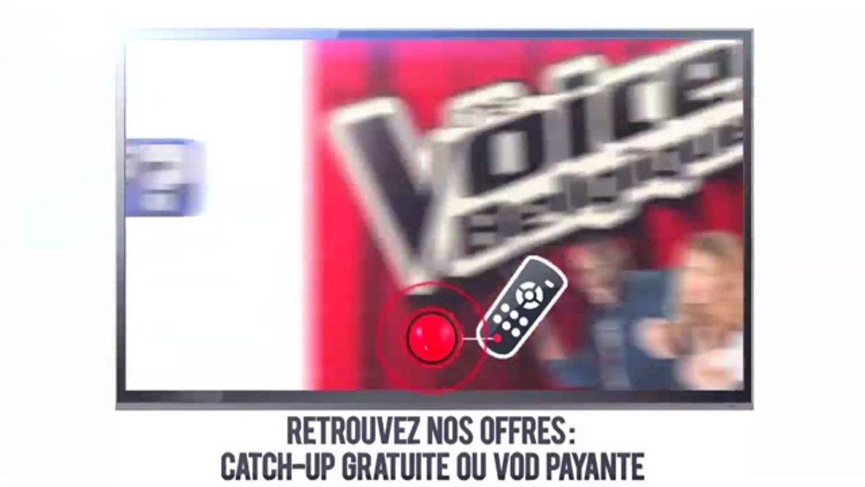 Offre VOD RTBF