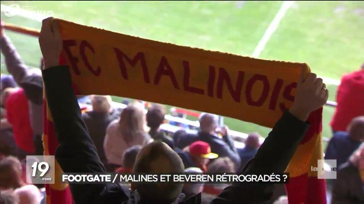 Malines et Waasland-Beveren convoqués, Eupen-Mouscron classé sans suite, le parquet requiert de lourdes peines