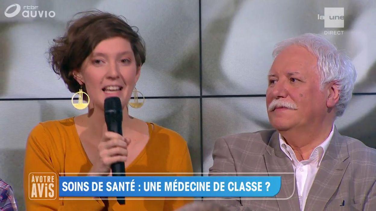 Hélène Dispas - renforcer la première ligne