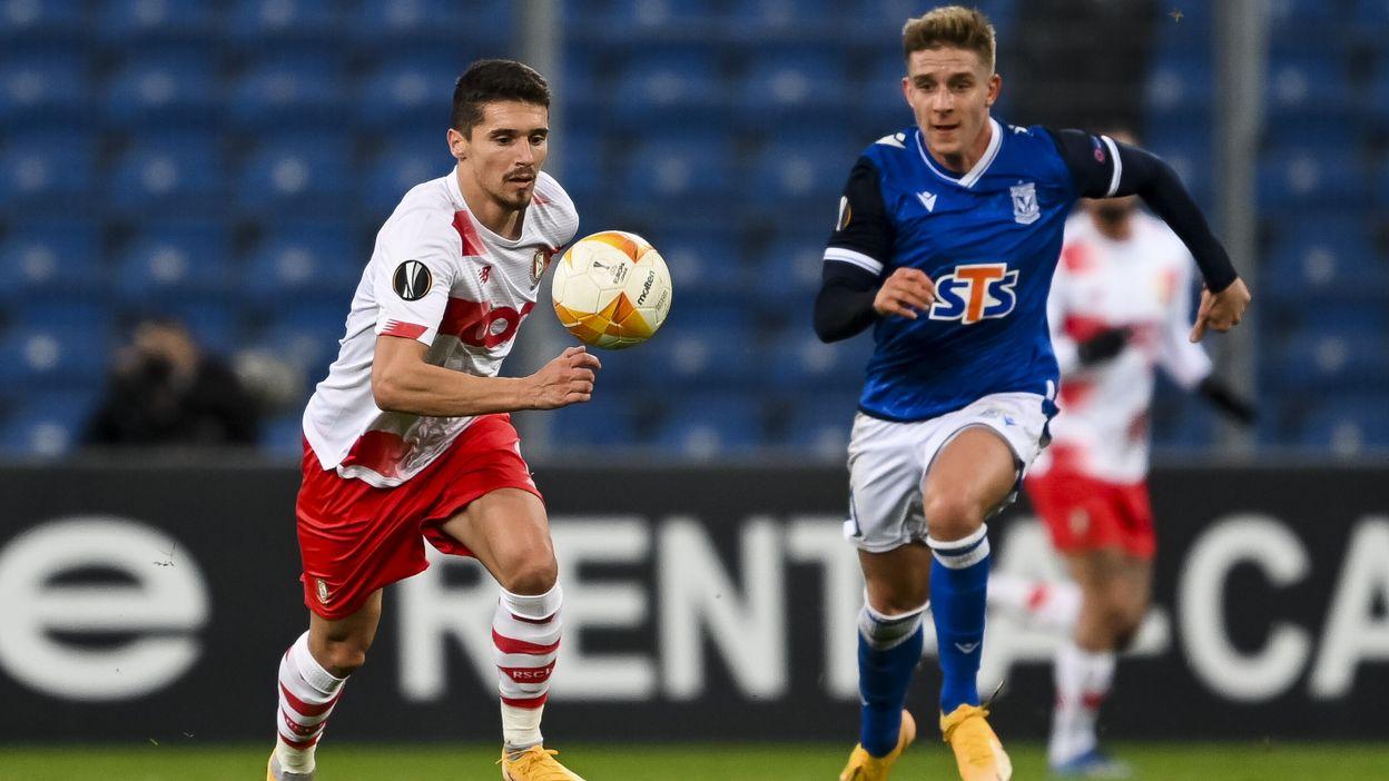 Lech Poznan - Standard : 3-1