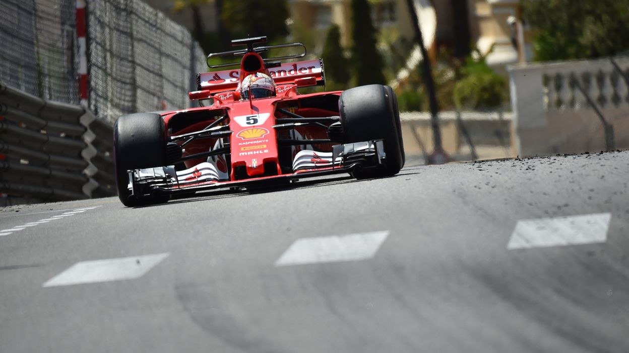 GP Monaco 2017 : Victoire de Sebastian Vettel