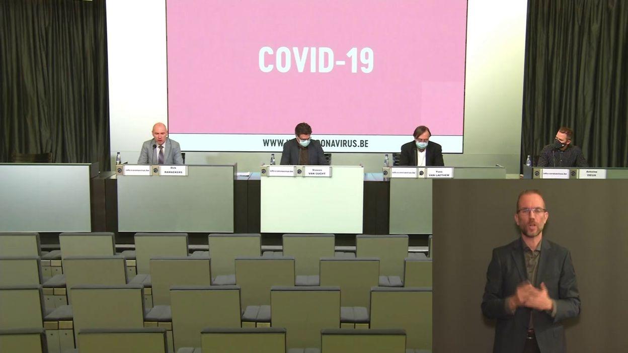 Coronavirus en Belgique : les maladies prioritaires pour la vaccination des moins de 65 ans