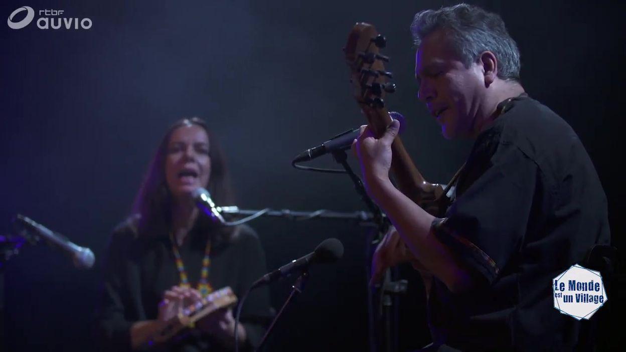 'La Guanabana' par Osvaldo Hernandéz-Napoles & Patricia Van Cauwenberge