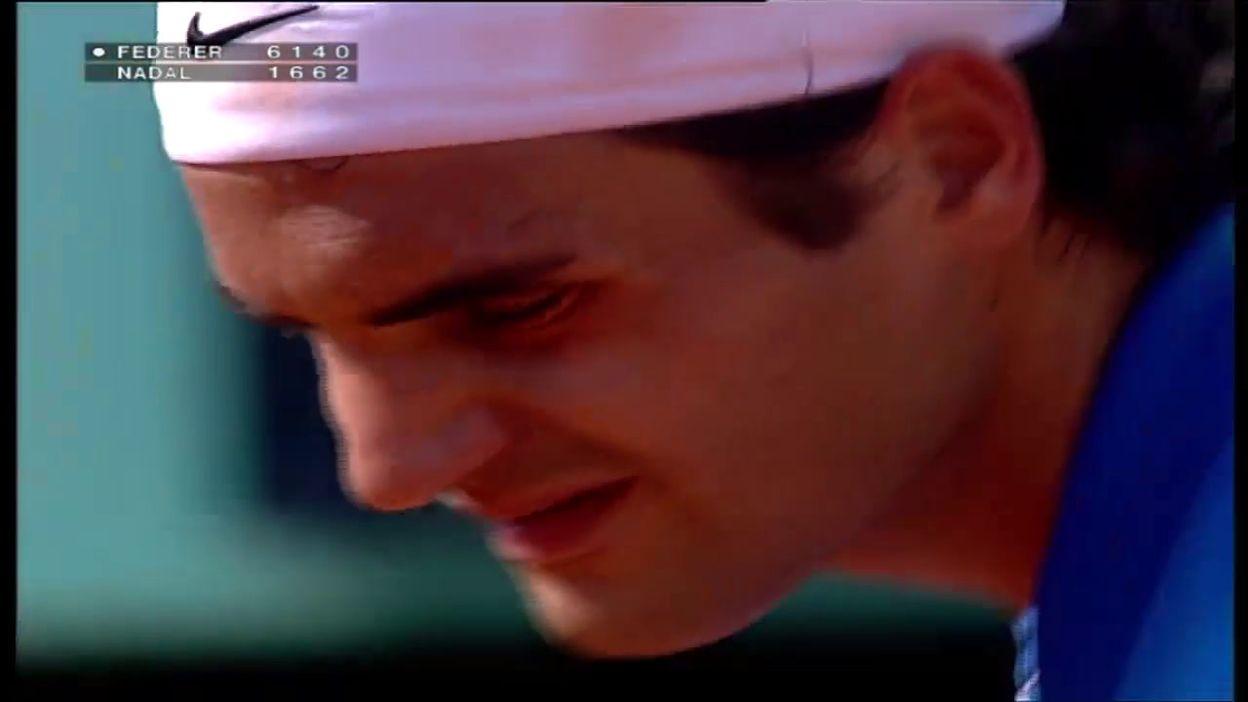 Finale 2006 : Rafael Nadal - Roger Federer (Partie 2)