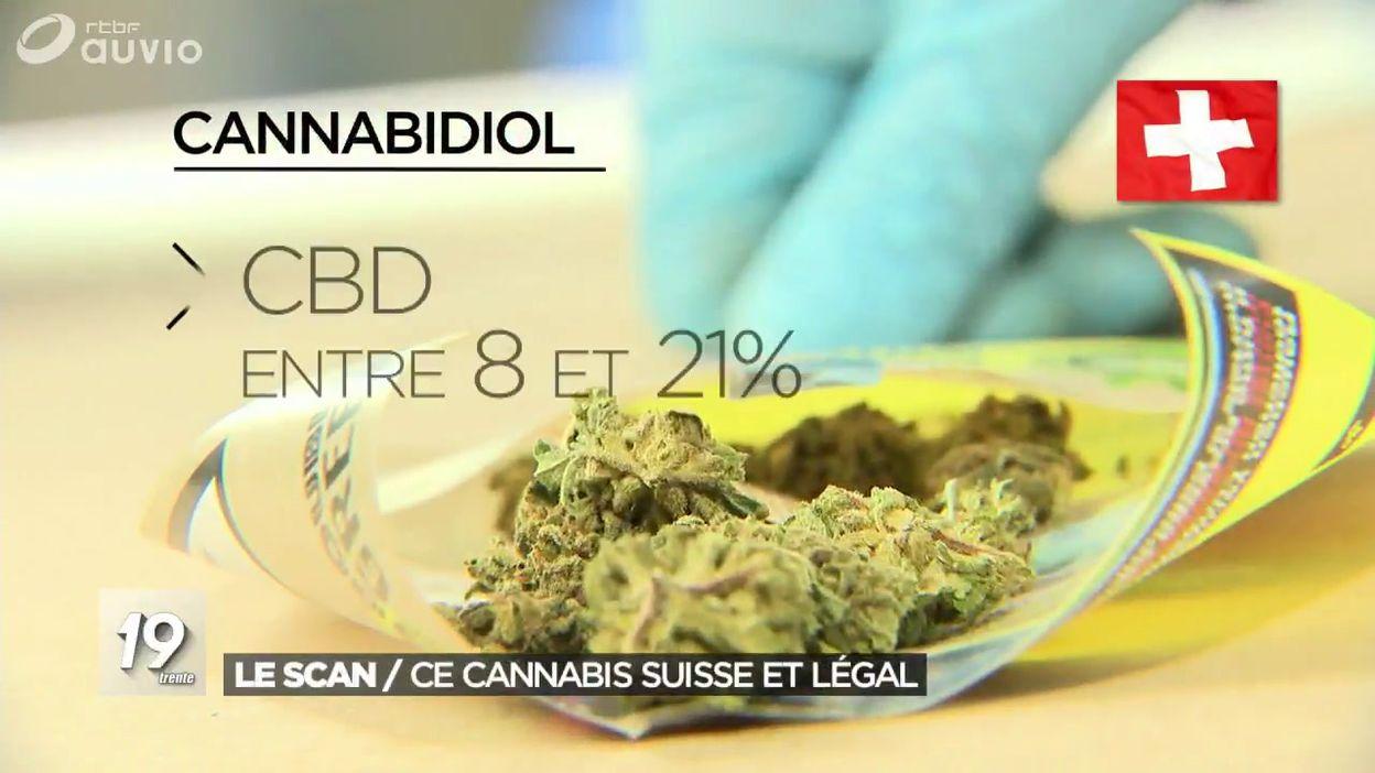 Le cannabis légal en Suisse