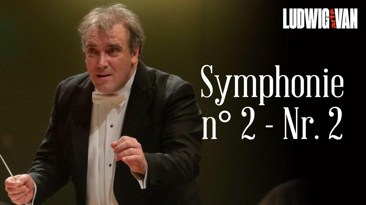 Beethoven eu Europe : Symphonie n°2
