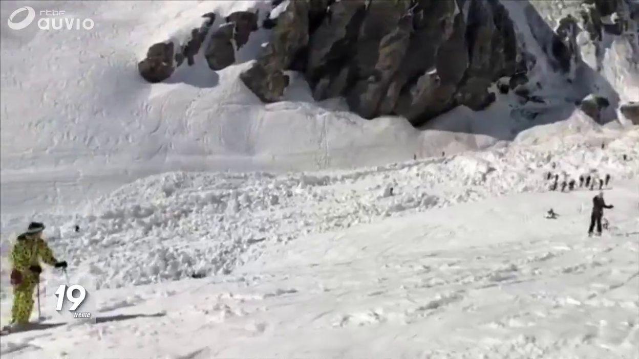 Avalanche en Suisse: plusieurs personnes ensevelies dans la station de Cran Montana