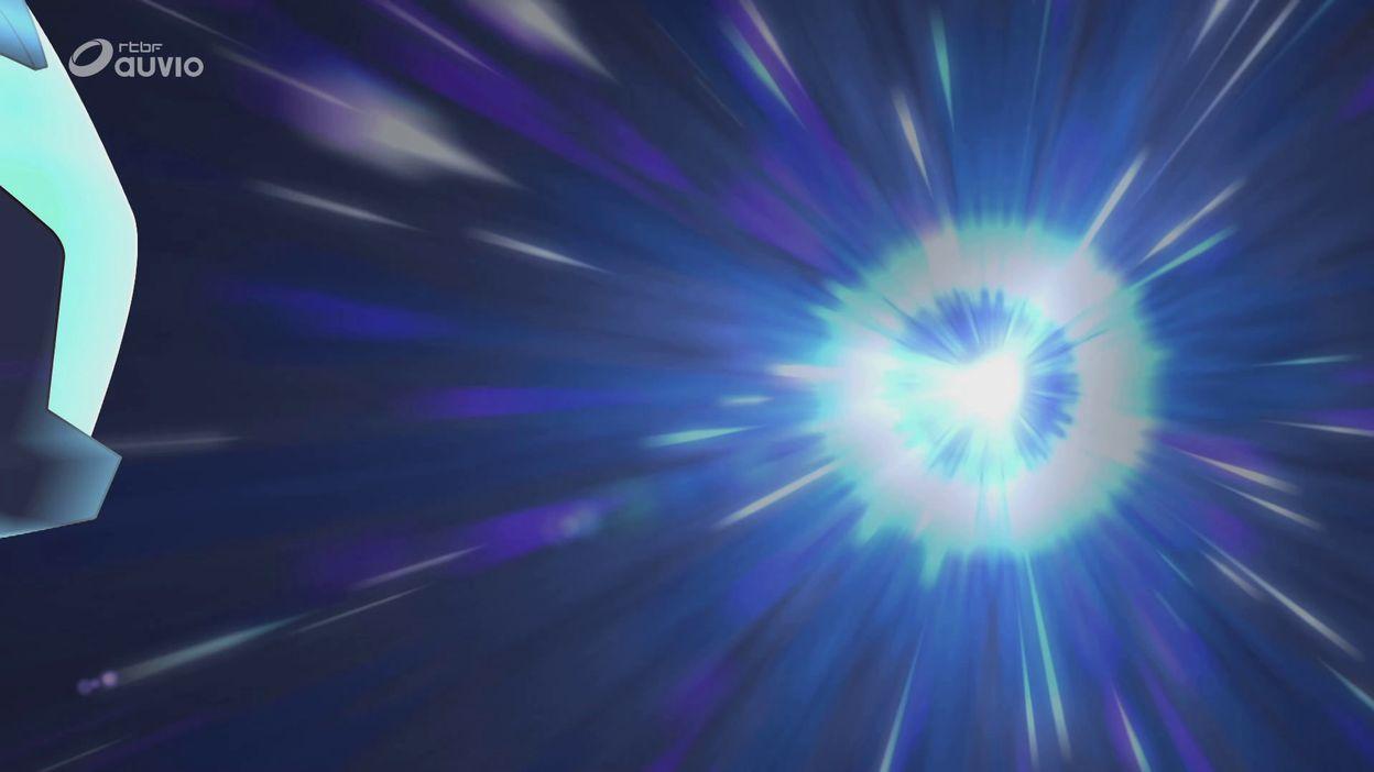 Cléopâtre dans l'espace S01