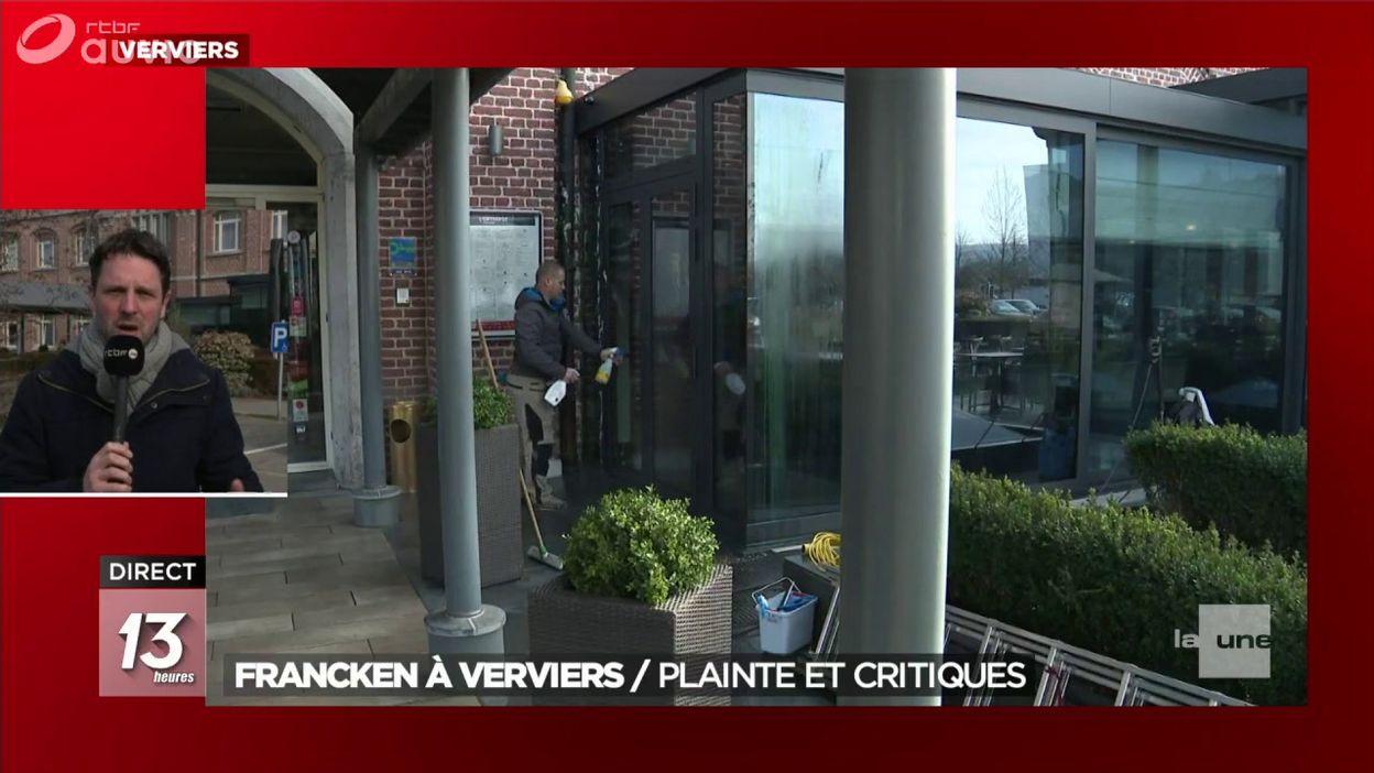 Annulation de la visite de Francken: il dépose plainte pour débgâts à sa voiture