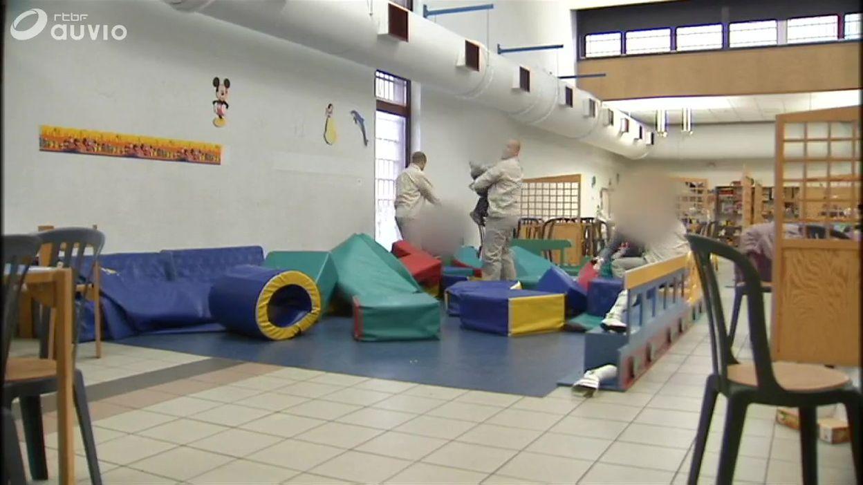 Le lien parents-enfants en prison