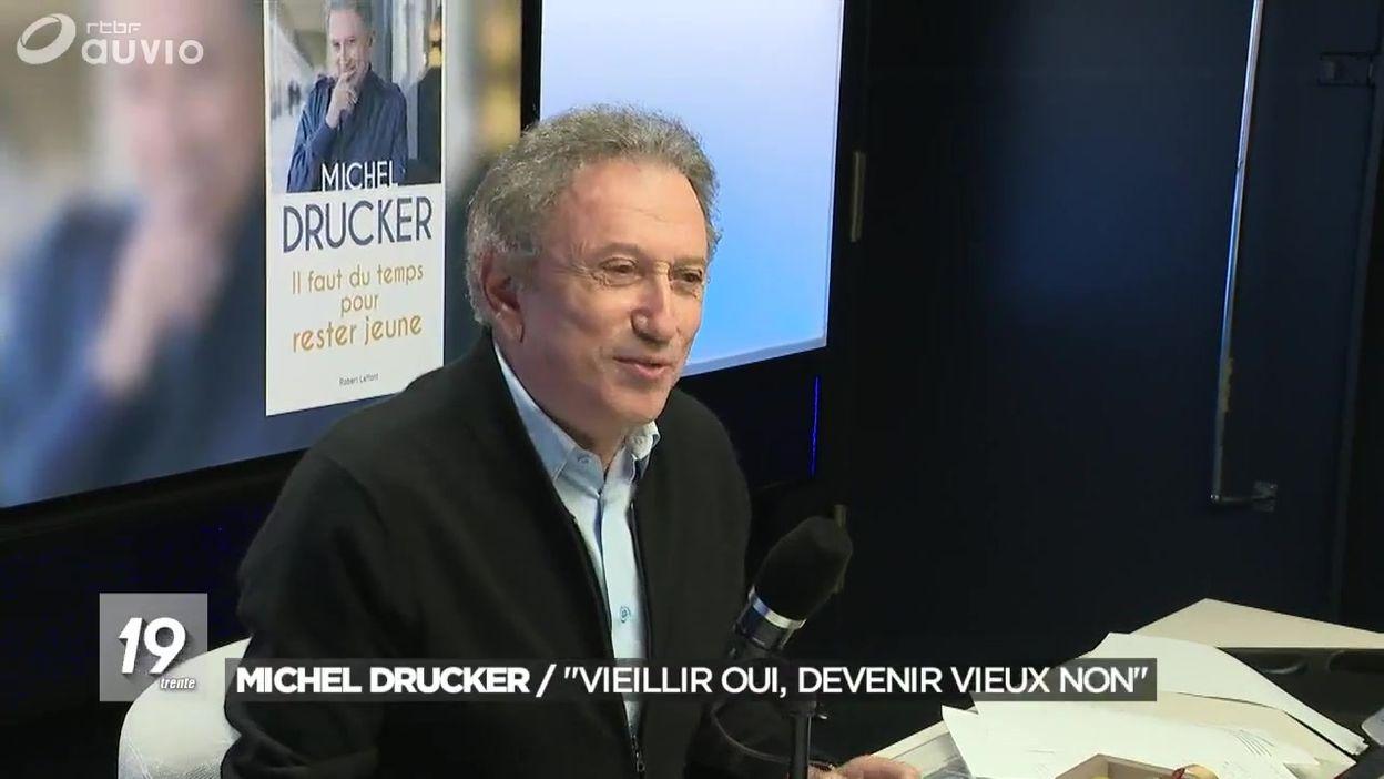 Michel Drucker dénonce le racisme de l'âge