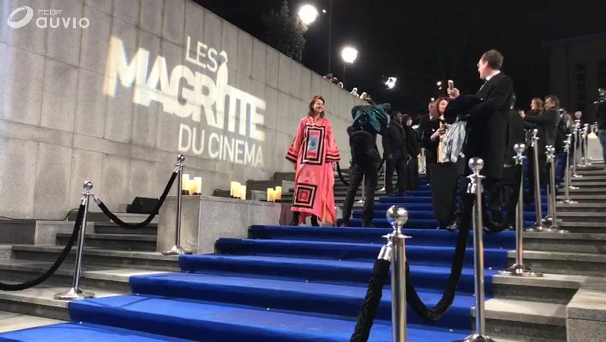 """Résultat de recherche d'images pour """"magritte du cinéma 2018 photos"""""""